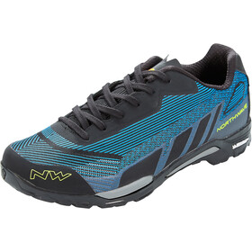 Northwave Outcross Knit 2 Schoenen Heren, blue